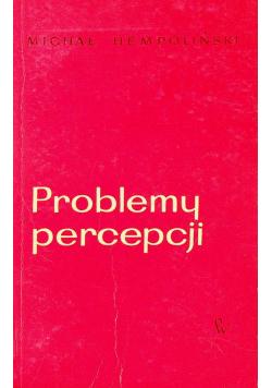 Problemy percepcji