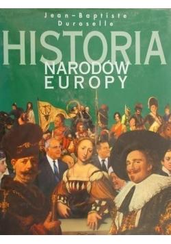 Historia narodów Europy