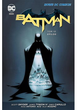 Batman Epilog Tom 10