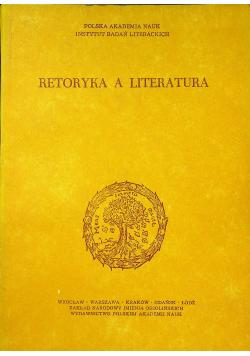 Retoryka a literatura