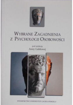 Wybrane zagadnienia z psychologii osobowości