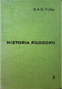 Historia Filozofii tom II