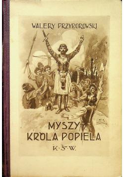 Myszy Króla Popiela 1920r