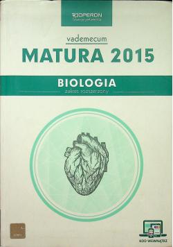 Biologia Matura 2015 Vademecum Zakres rozszerzony