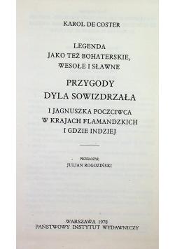 Przygody Dyla Sowizdrzała