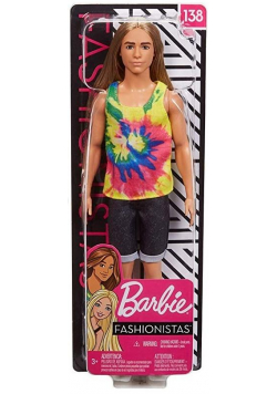 Barbie Fashionistas Ken GHW66