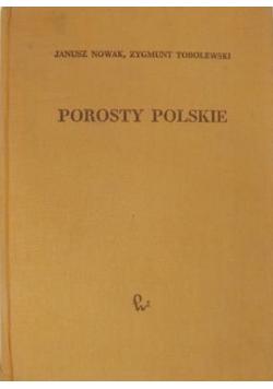Porosty Polskie