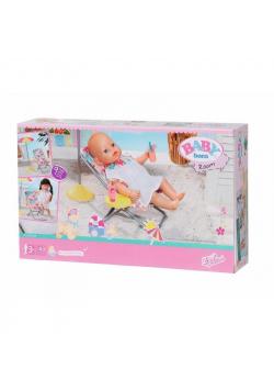 Baby born - Leżak z akcesoriami