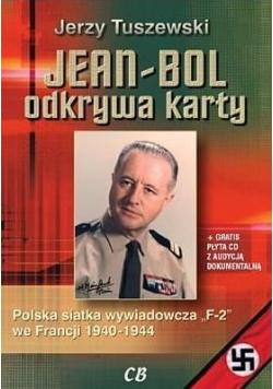 Jean-Bol odkrywa karty. Polska siatka wywiadowcza