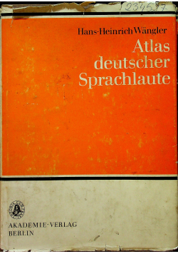 Atlas deutscher Sprachlaute