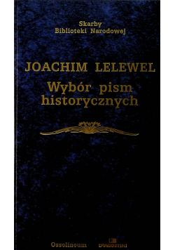 Wybór pism historycznych