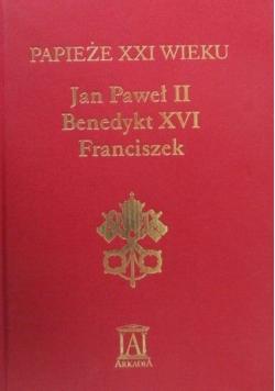 Papieże XXI wieku