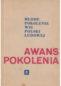 Młode pokolenie wsi Polski Ludowej Awans pokolenia