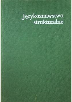Językoznawstwo strukturalne