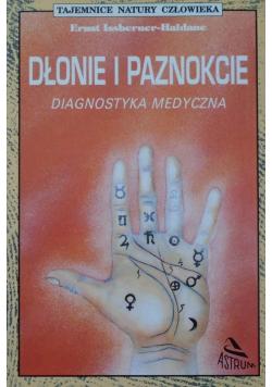Dłonie i paznokcie Diagnostyka medyczna