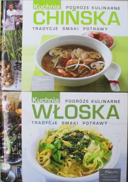 Podróże kulinarne Tradycje smaki potrawy 2 tomy