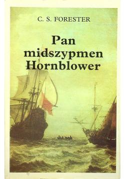 Pan midszypmen Hornblower