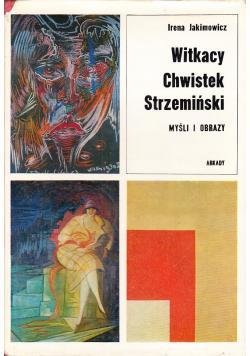 Witkacy Chwistek Strzemiński