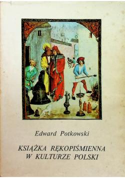 Książka rękopiśmienna w kulturze Polski
