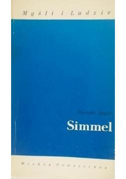 Myśli i Ludzie Simmel
