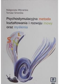 Psychostymulacyjna metoda kształtowania i rozwoju mowy oraz myślenia