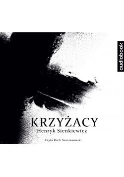Krzyżacy 2 płyty audiobook