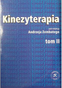 Kinezyterapia tom II