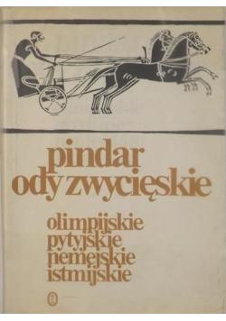 Pindar ody zwycięskie