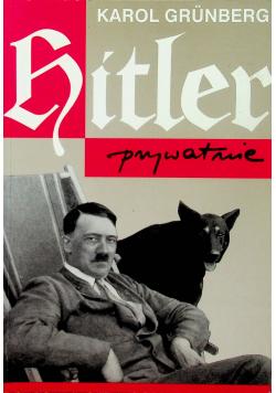 Hitler Prywatnie