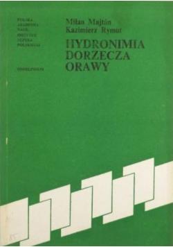 Hydronimia dorzecza Orawy