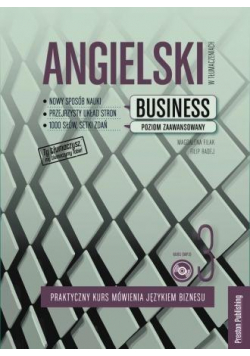 Angielski w tłumaczeniach. Business 3 w.2019