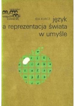 Język a reprezentacja świata w umyśle