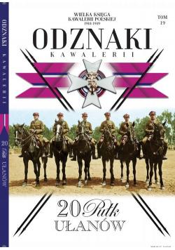 Wielka Księga Kawalerii Polskiej Odznaki t.19  /K/