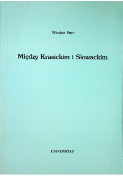 Między Krasickim a Słowackim