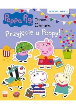 Świnka Peppa Chrum Chrum 68 Przyjęcie u Peppy