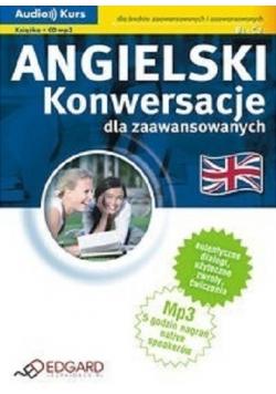 Angielski Konwersacje dla zaawansowanych + Płyta CD