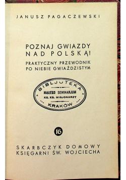 Poznaj gwiazdy nad Polską 1938r