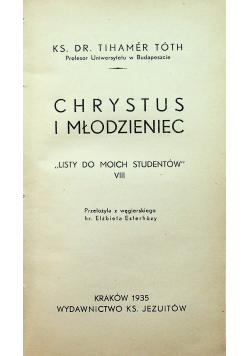 Chrystus i młodzieniec 1935 r
