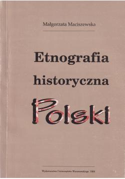 Etnografia historyczna Polski