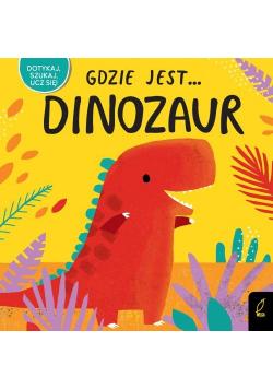 Gdzie jest... Dinozaur