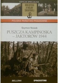 Puszcza Kampinoska Jaktorów 1944