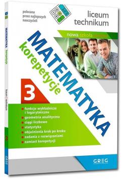 Matematyka - korepetycje, liceum cz.3