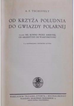 Od Krzyża Południa do Gwiazdy Polarnej 1935 r