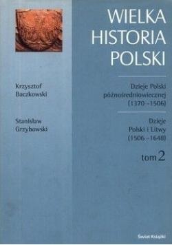 Wielka Historia Polski tom 2