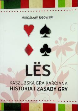 Les Kaszubska gra karciana Historia i zasady gry