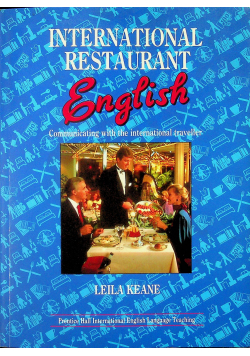 International restaurant english Communicating with the international traveller