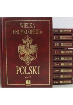 Wielka encyklopedia Polski Tom I do X