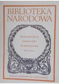 Staropolskie pastorałki dramatyczne