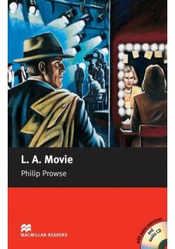 L.A. Movie Upper Intermediate + CD Pack