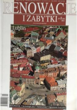 Renowacje i zabytki nr 3 Lublin